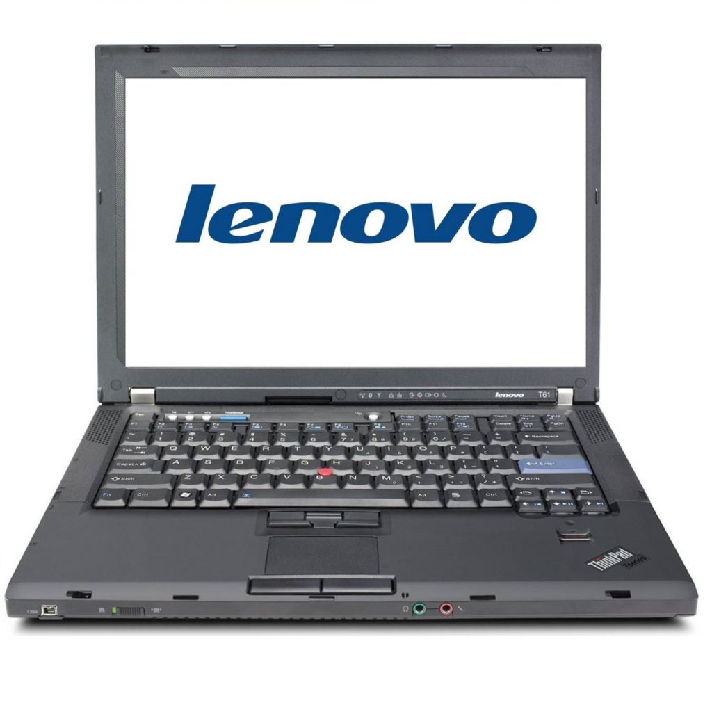447-954 - Lenovo ThinkPad Intel Core 2 Duo 1.8GHz 2GB RAM 100GB HDD Notebook - Refurbished