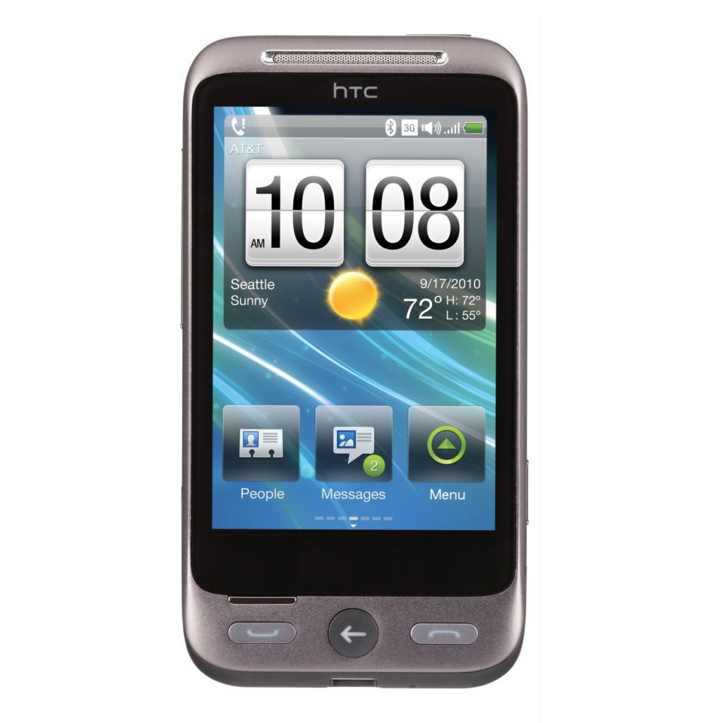 447-987 - HTC Freestyle Unlocked GSM Brew Mobile Platform OS Cell Phone