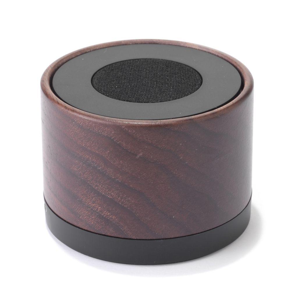 448-156 - altaz™ Zen Rechargeable Wood Grain Bluetooth® Speaker