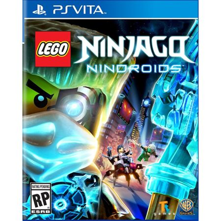 448-215 - Lego Ninjago Nindroids Video Game