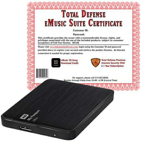 448-284 - WD Elements My Passport Portable Drive