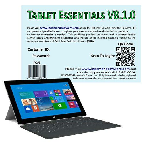 "448-288 - Microsoft Surface 2 10.6"" Tegra 4 32GB or 64GB Windowns RT 8.1 Touchscreen Tablet"
