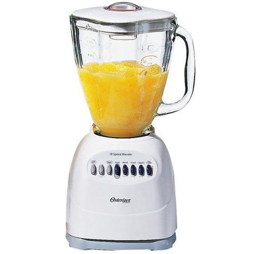 448-377 - Oster 450W 10-Speed Blender w/ 48 oz Plastic Jar