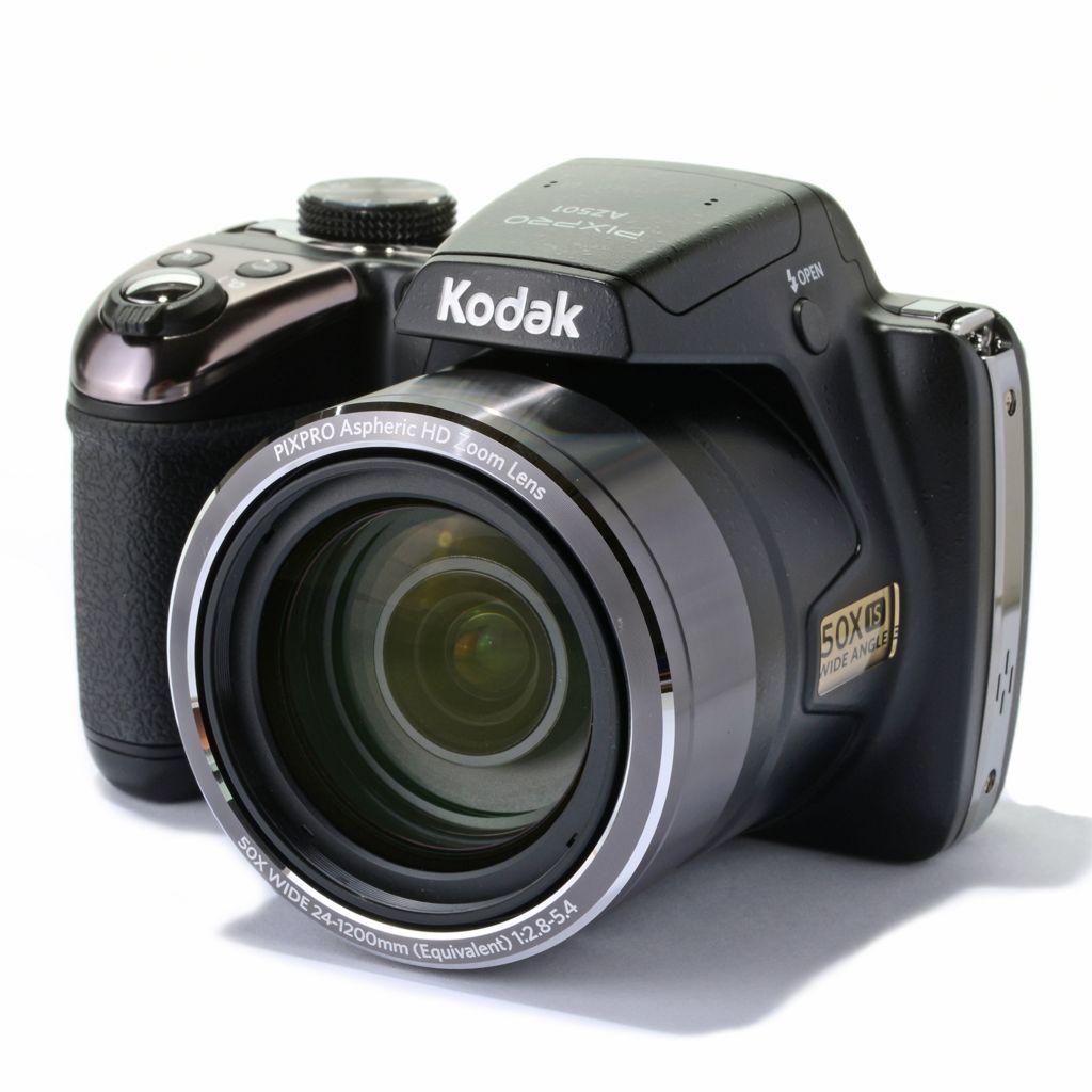 448-399 - Kodak PIXPRO 16MP 50x Optical Astro Zoom 24mm CMOS Digital Camera