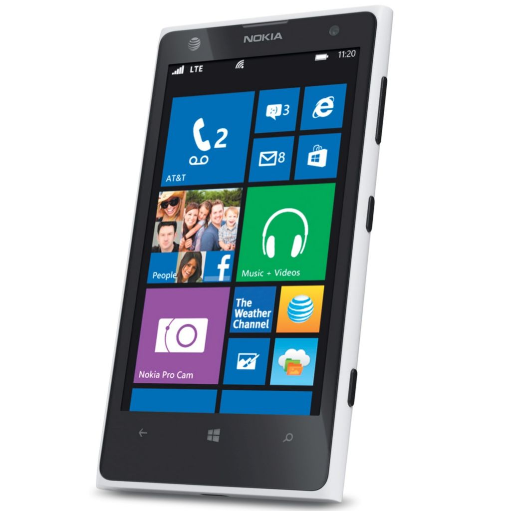 448-458 - Nokia Lumia 1020 Unlocked GSM Windows Smartphone