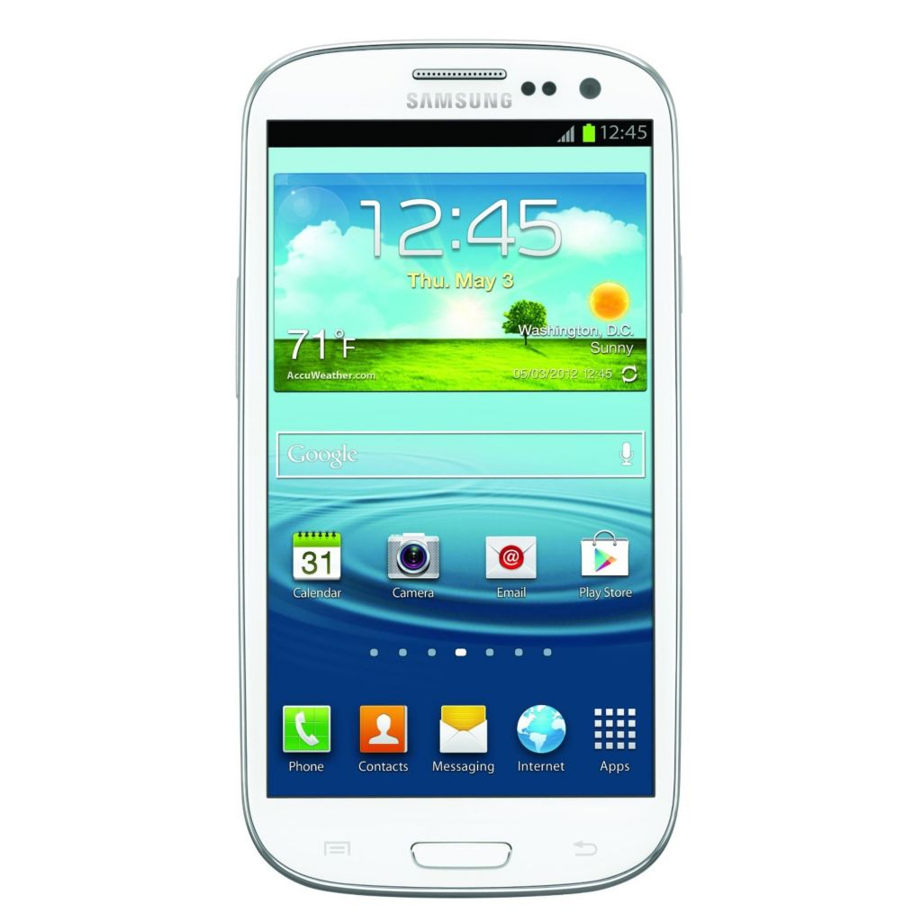 448-474 - Samsung Galaxy S3 Unlocked GSM Android™ Smartphone