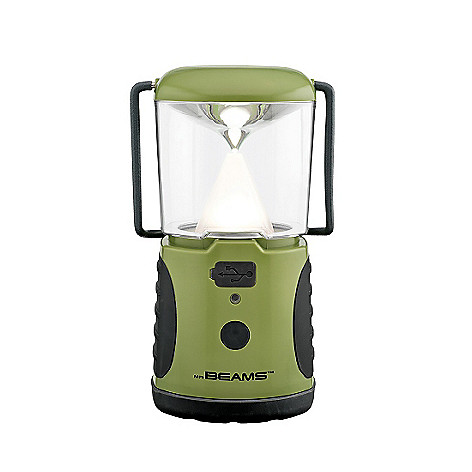 448-564 - Mr Beams™ 260 Lumens Wireless Motion Sensing LED UltraBright Lantern w/ USB Port