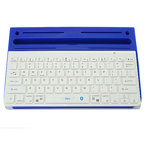 448-582 - myKeyO Bluetooth® Keyboard & Silicone Organization Tray