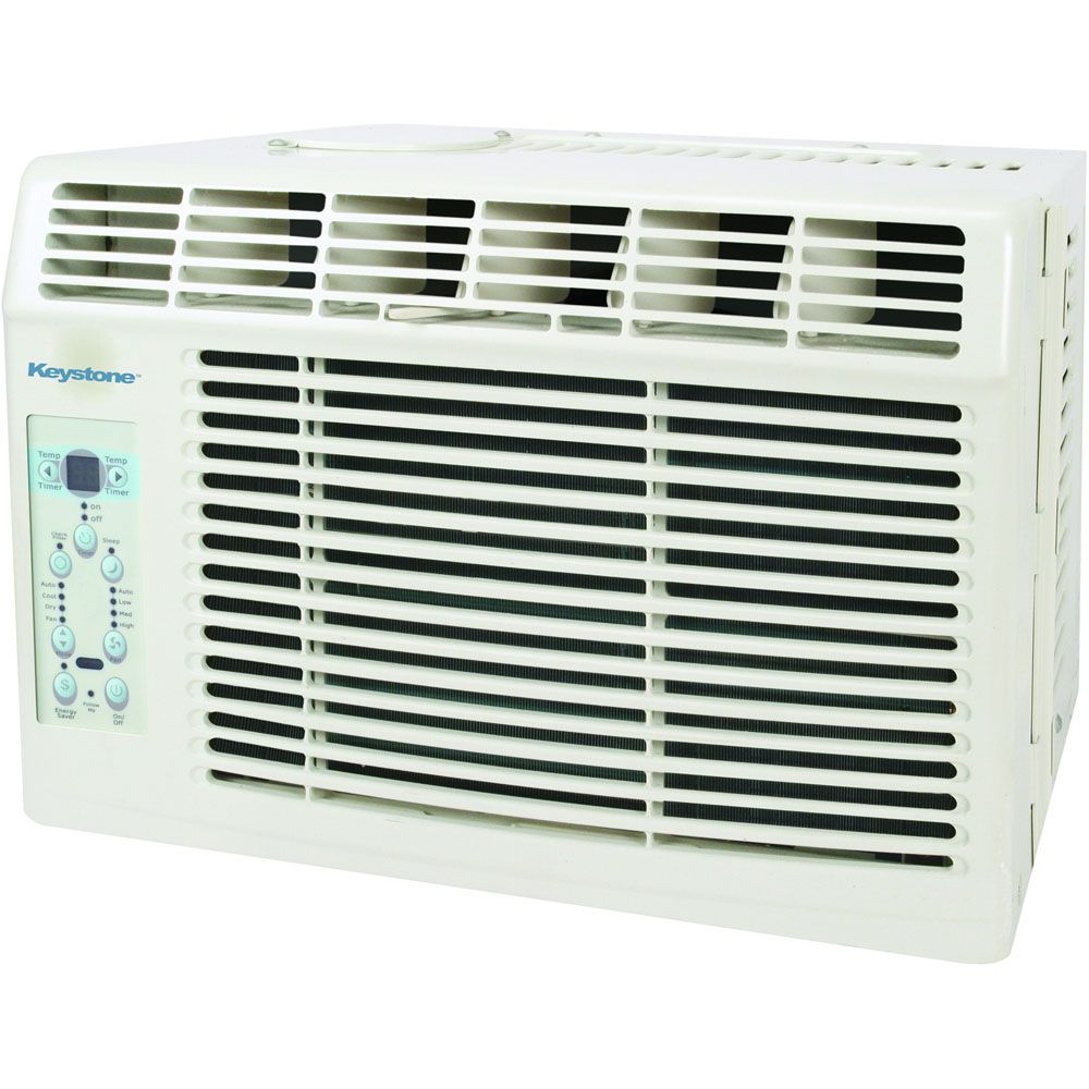 448-781 - Keystone Energy Star 6,000 BTU 115V Window Air Conditioner w/ Remote