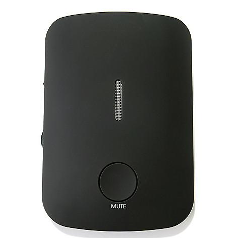 448-836 - Cobra® iRadar Radar/Laser Detector w/ Aura Database for Smartphones