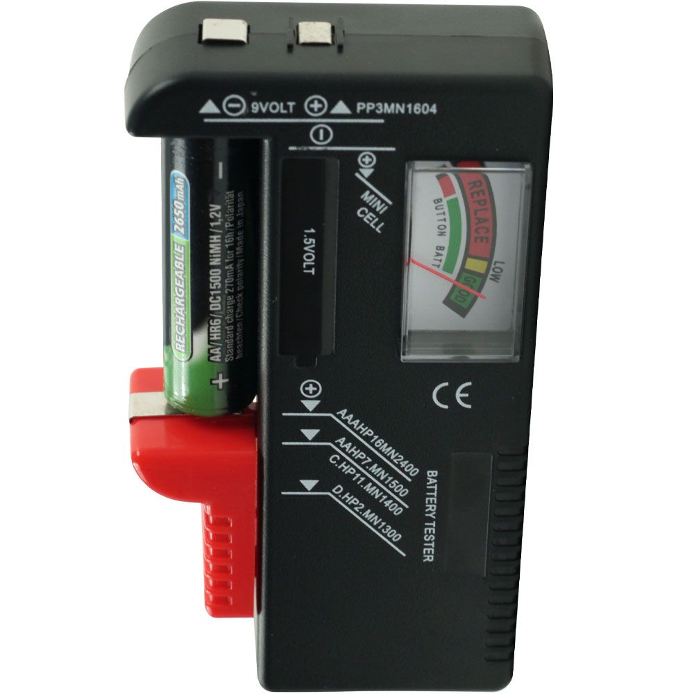 448-881 - Stalwart Multi Battery Tester