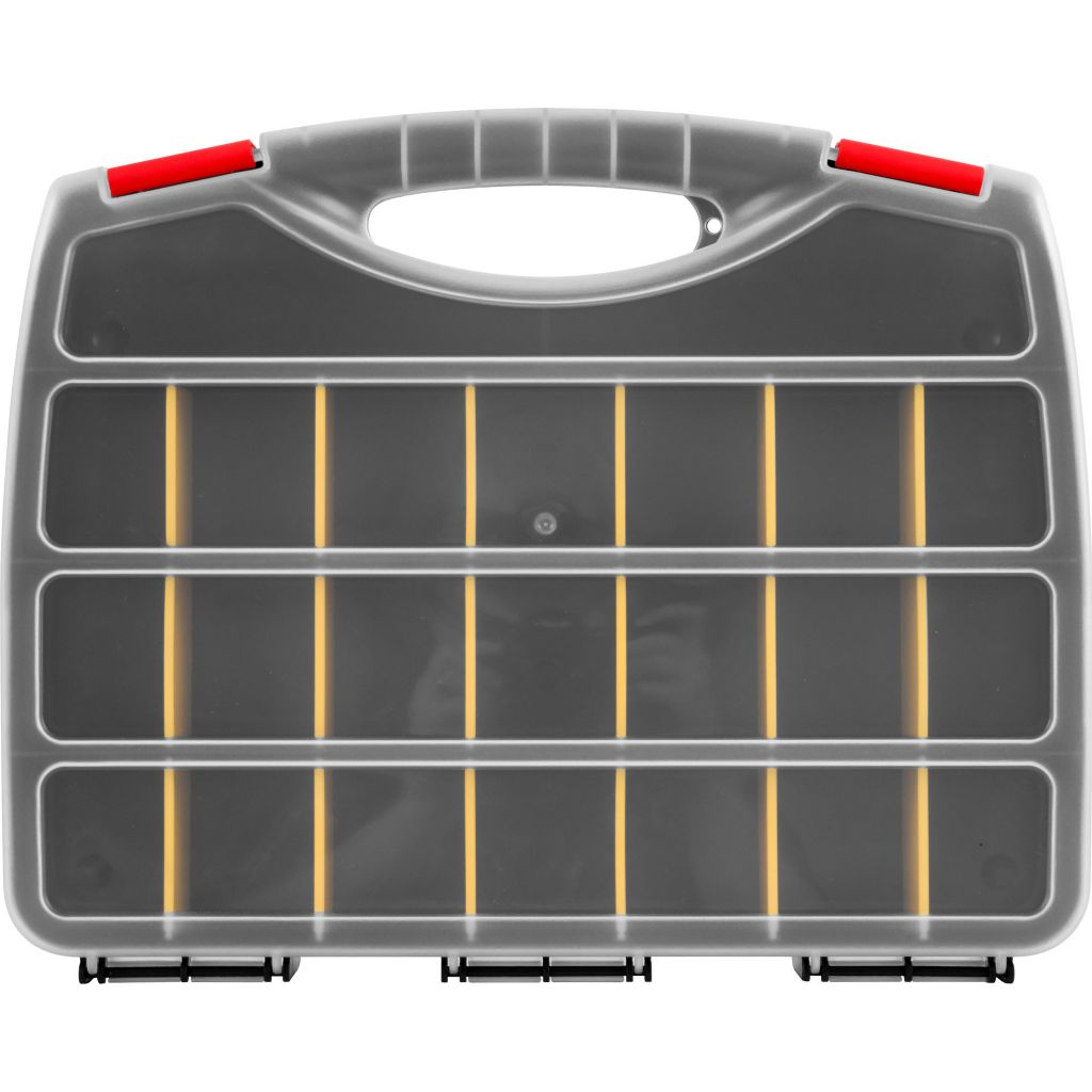 448-895 - Stalwart 23-Compartment Parts Organizer Box