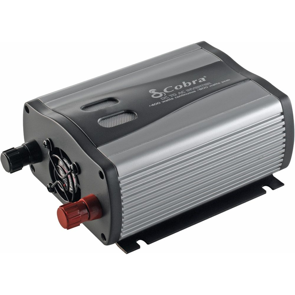 448-949 - Cobra 400, 800, 1000, 1500 or 2500 Watt Power Inverter