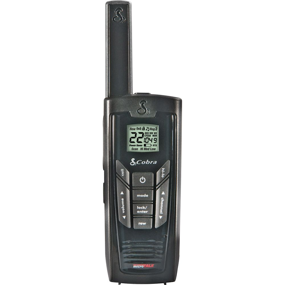 448-962 - Cobra Walkie Talkie w/ 35-Mile Range