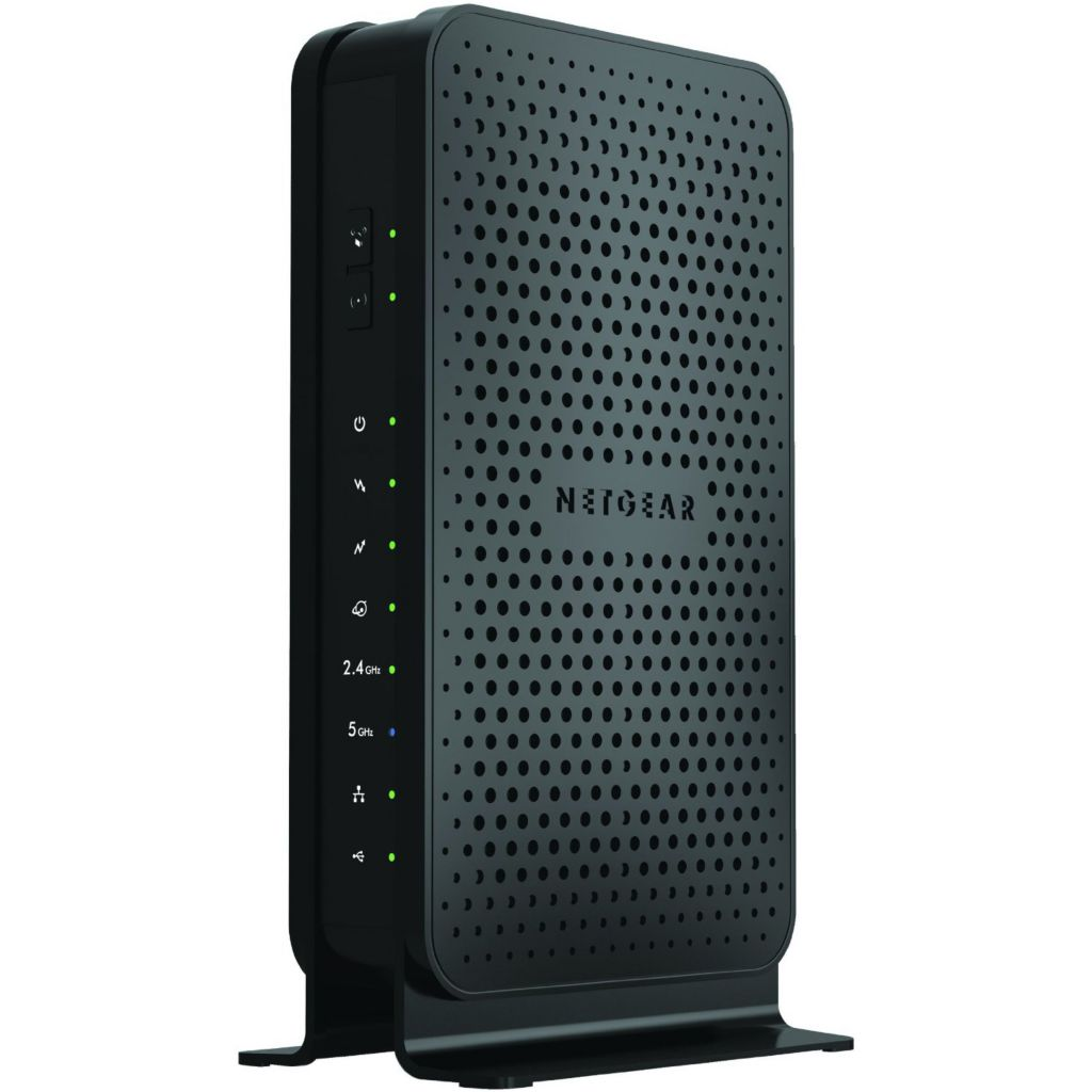 448-972 - Netgear N600 Simultaneous Dual-Band Wi-Fi Router & DOCSIS 3.0 Cable Modem
