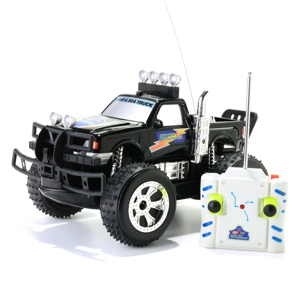 448-992 - Odyssey Toys All Terrain Remote Controlled Stunt Truck