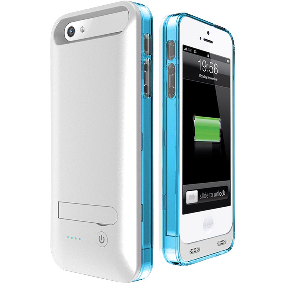 449-031 - MOTA Extended Battery Protective iPhone Case w/ Interchangeable Frames