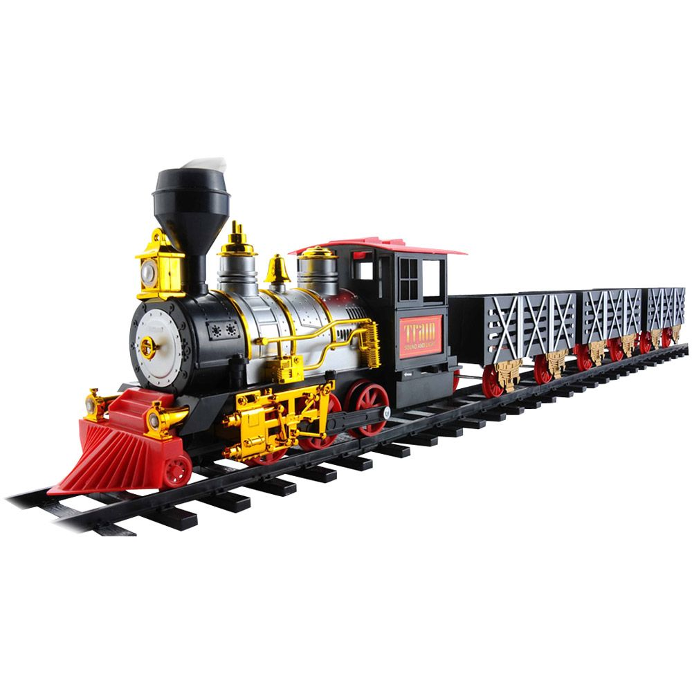 449-035 - Classic-Style Train Set w/ Smoke & Sound