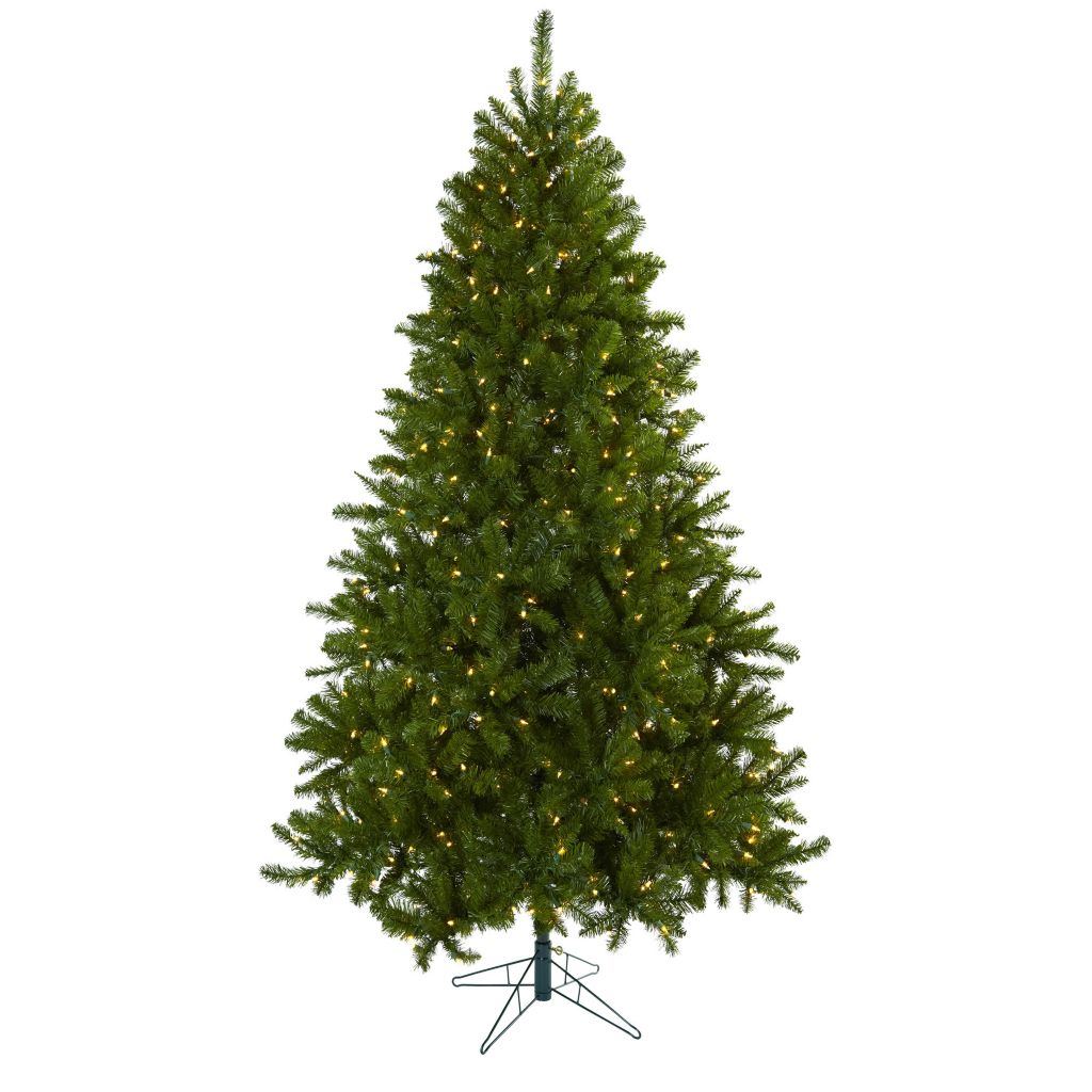 449-065 - Windermere 7.5' Holiday Tree w/ 550 LED Lights