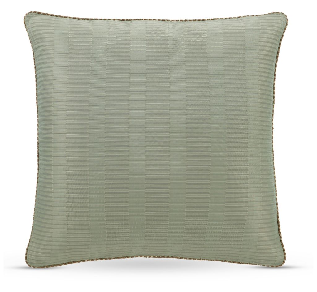 "449-159 - Croscill 26"" x 26"" Euro Reversible Decorative Pillow"