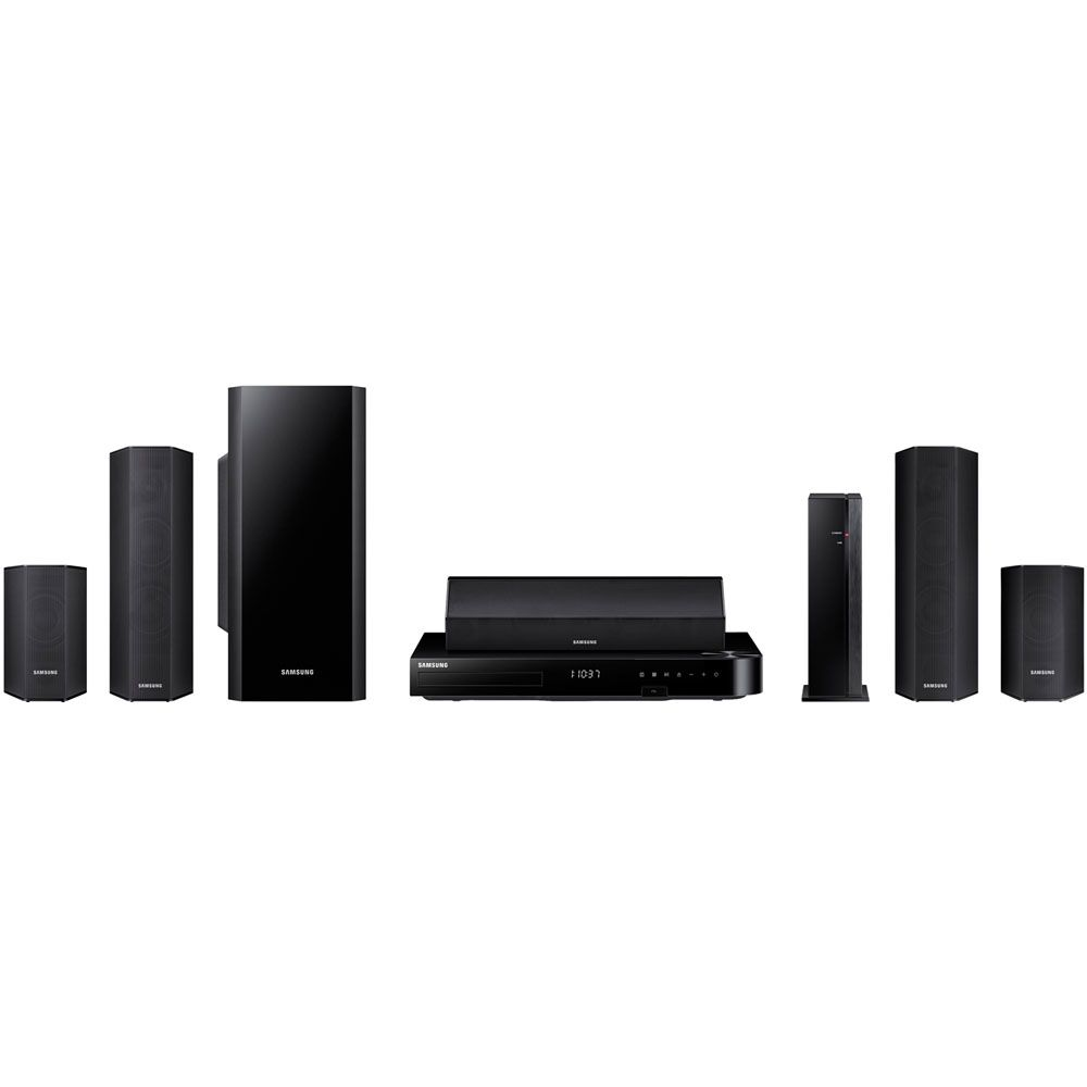 449-178 - Samsung 5.1 Channel 3D Blu-ray Home Theater System w/ Built-In Wi-Fi
