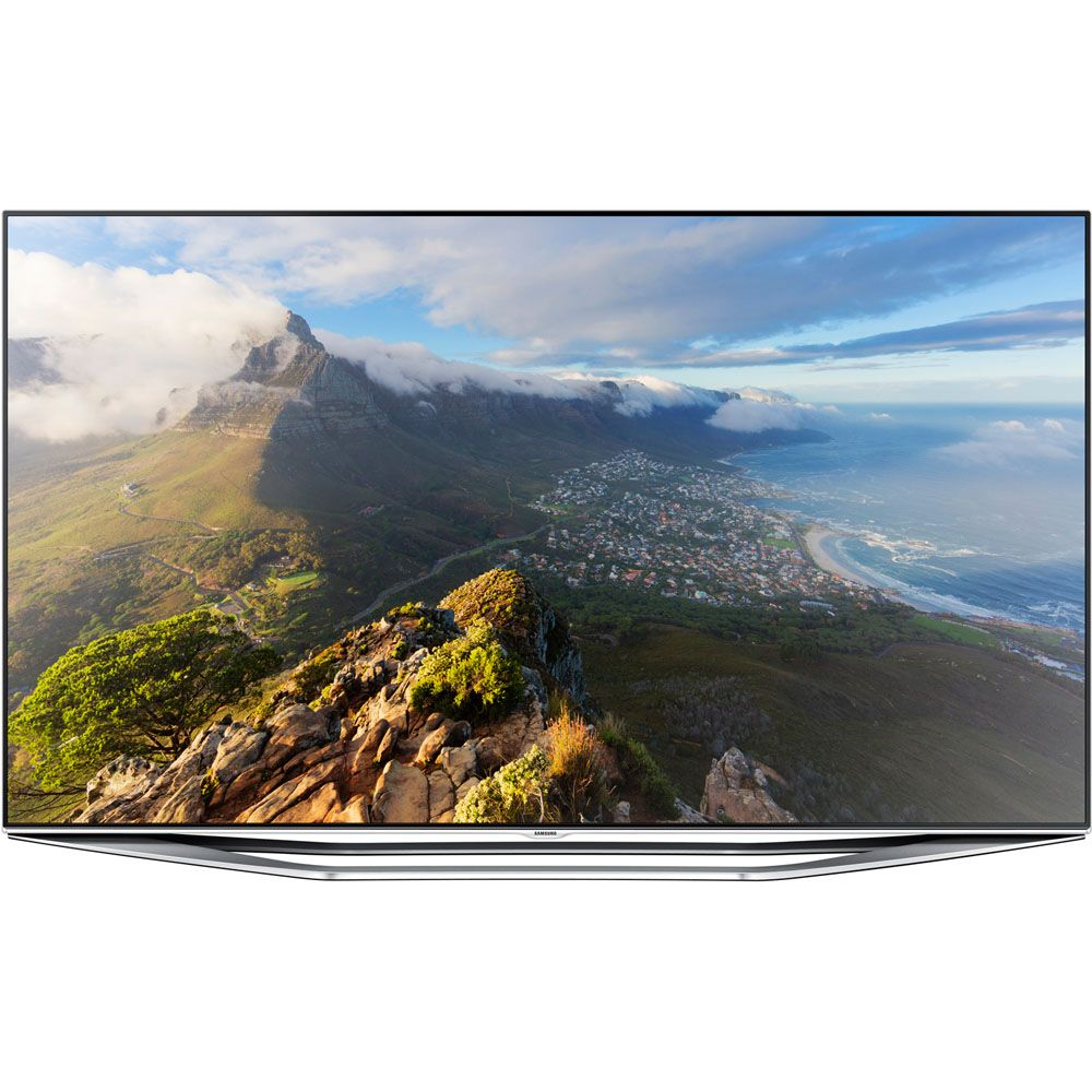 "449-187 - Samsung 46"" 1080p Smart Ultra Slim HDTV w/ 960CMR"
