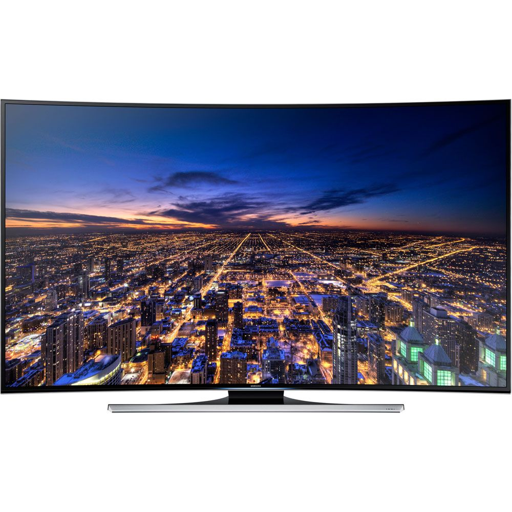 "449-200 - Samsung 55"" 1080p Curved 3D Smart LED Ultra-HDTV"