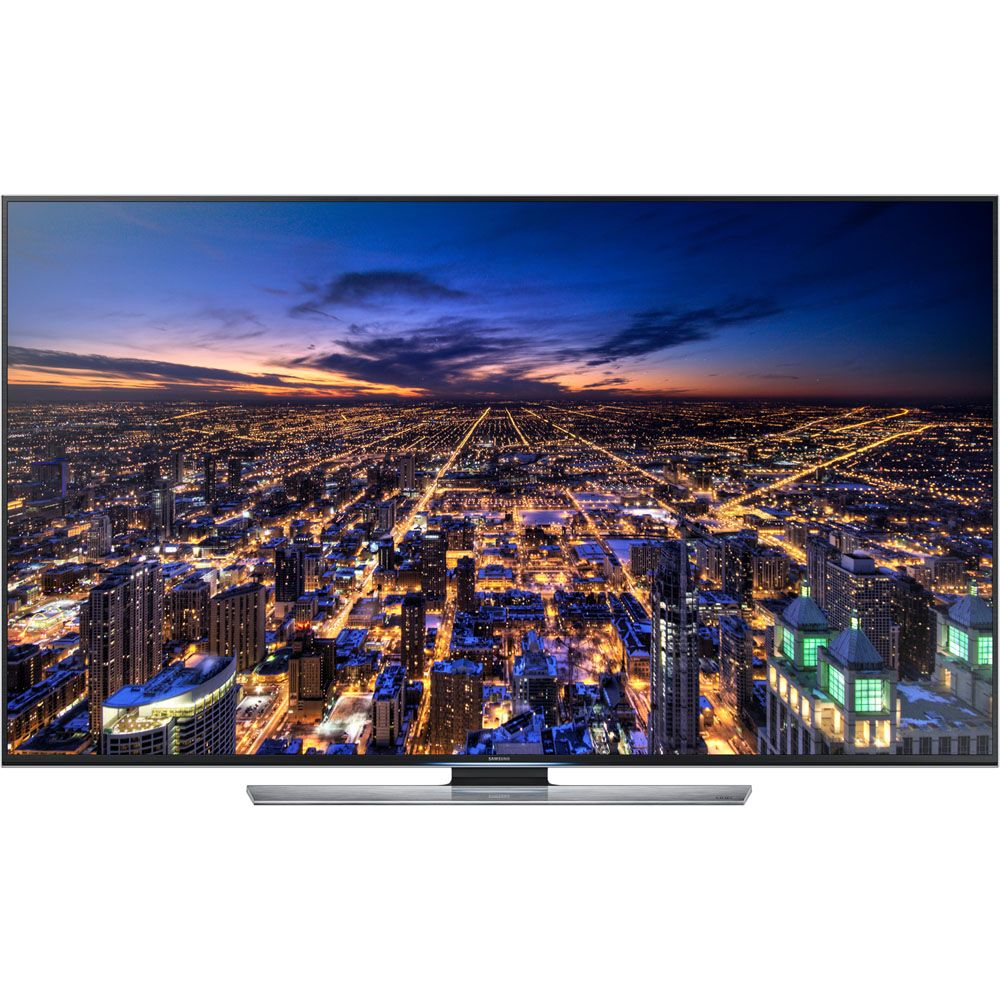 "449-204 - Samsung 60"" 3D Smart LED Ultra-HDTV w/ 1200CMR"