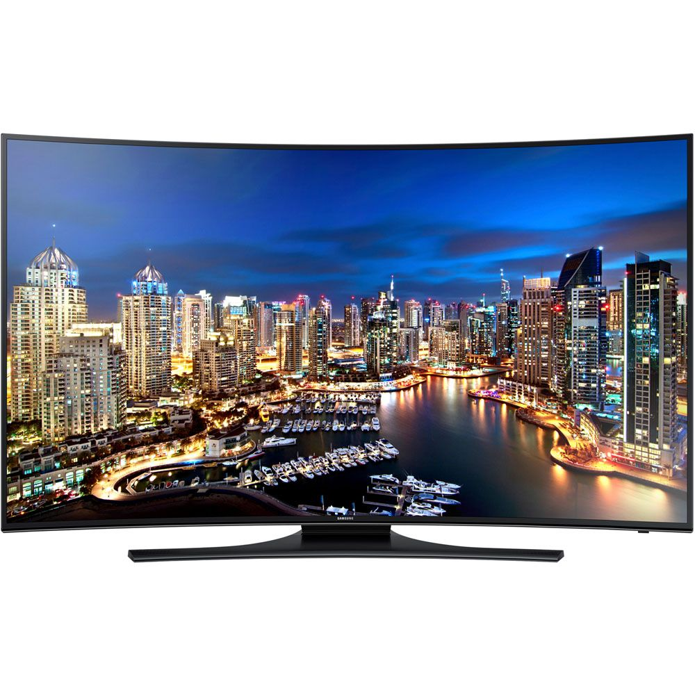 "449-208 - Samsung 65"" 4K Ultra High Definition Curved Smart LED HDTV"