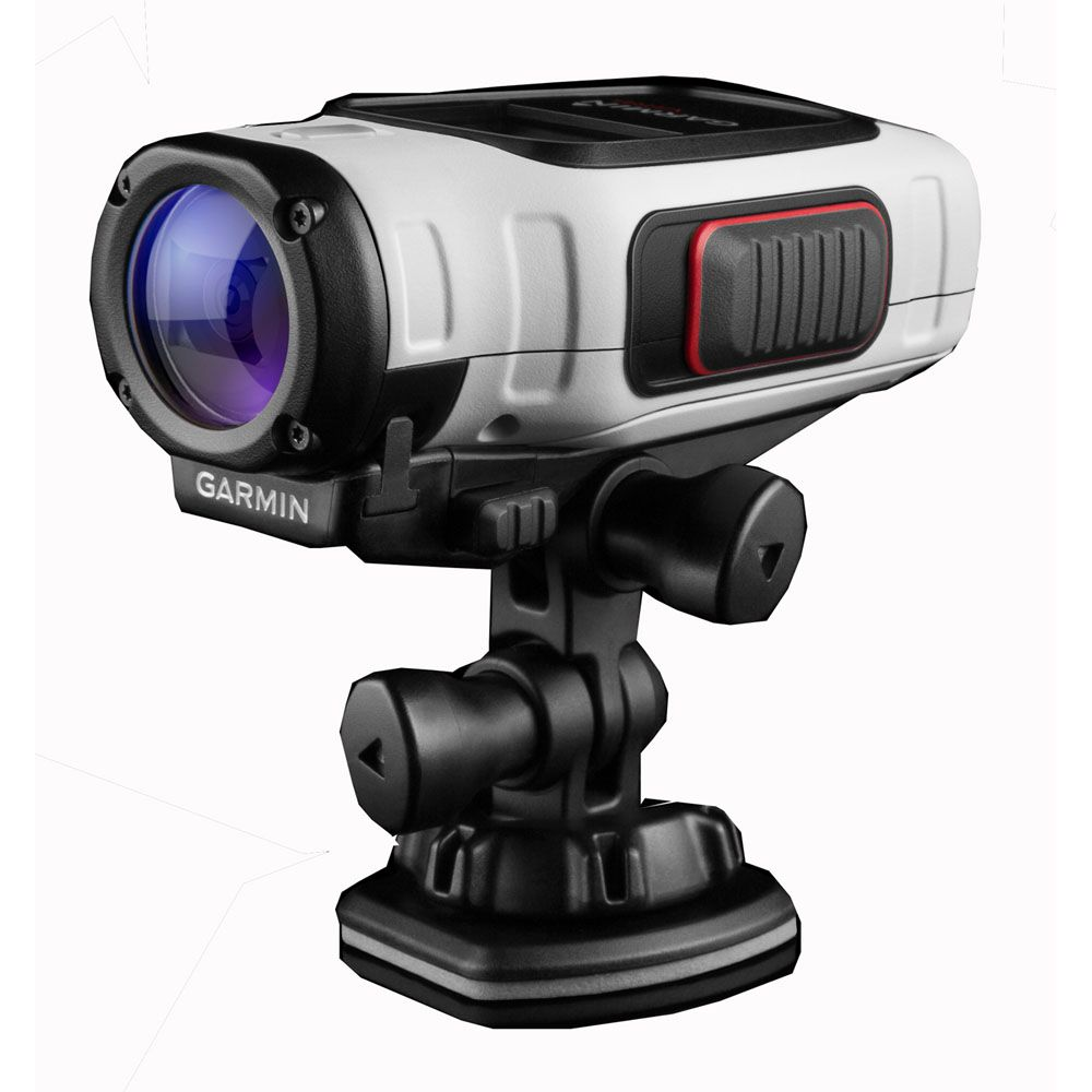 449-219 - Garmin VIRB Elite True 1080p HD Action Camera w/ Wi-Fi & GPS