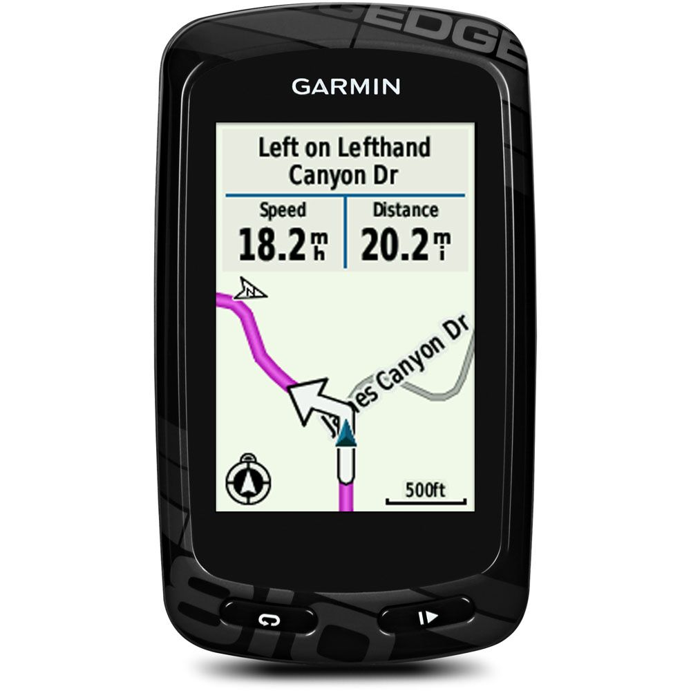 449-223 - Garmin Edge 810 Bike Computer w/ Optional Sensor Kit