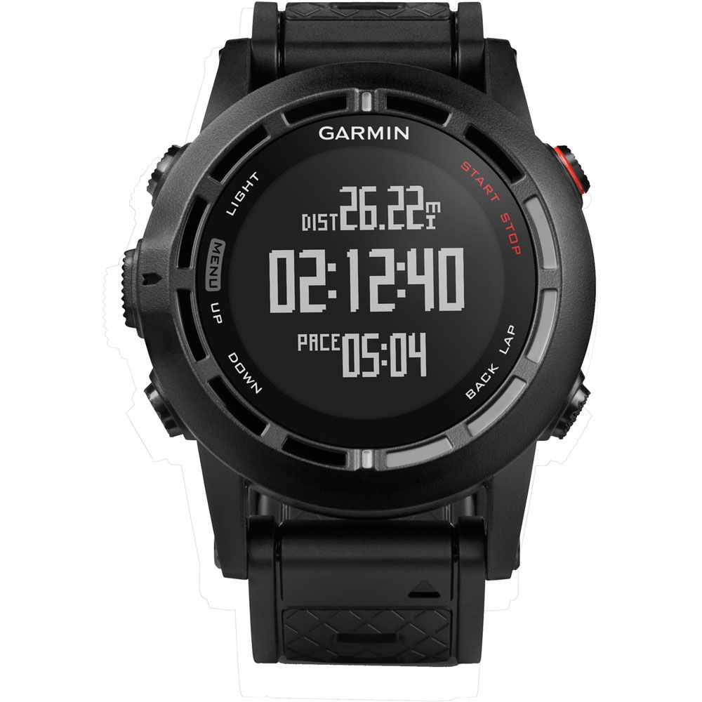 449-224 - Garmin Fenix 2 GPS Watch w/ Optional HRM-Run Band