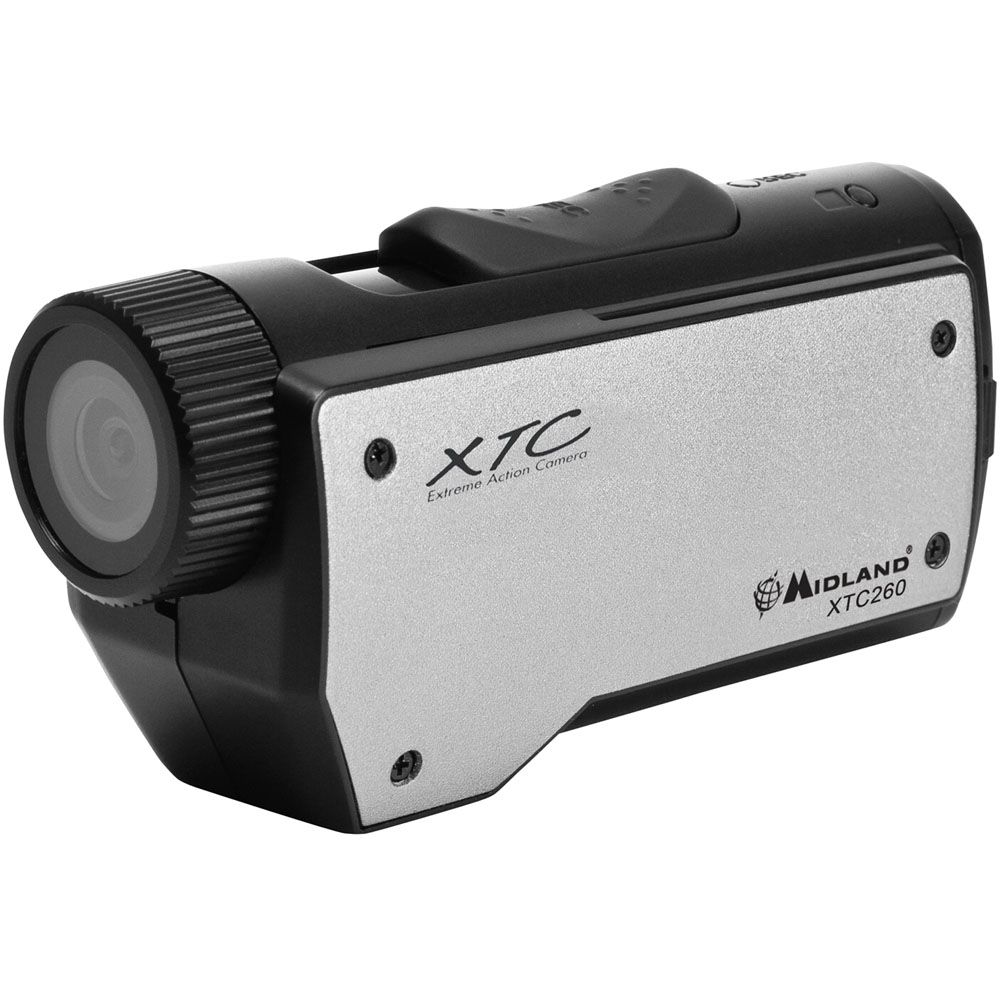 449-225 - Midland™ HD 720p Wearable Action Video Camera
