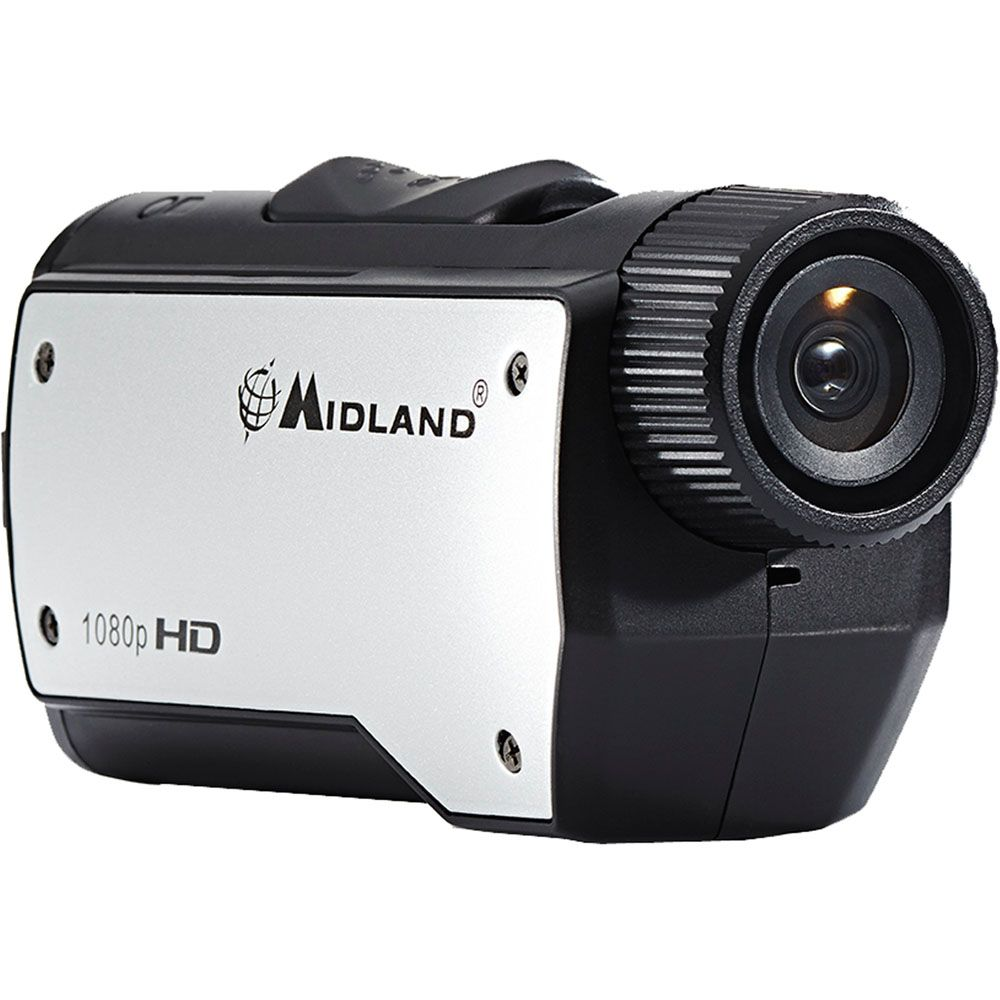 449-226 - Midland™ HD 1080p Wearable Action Video Camera