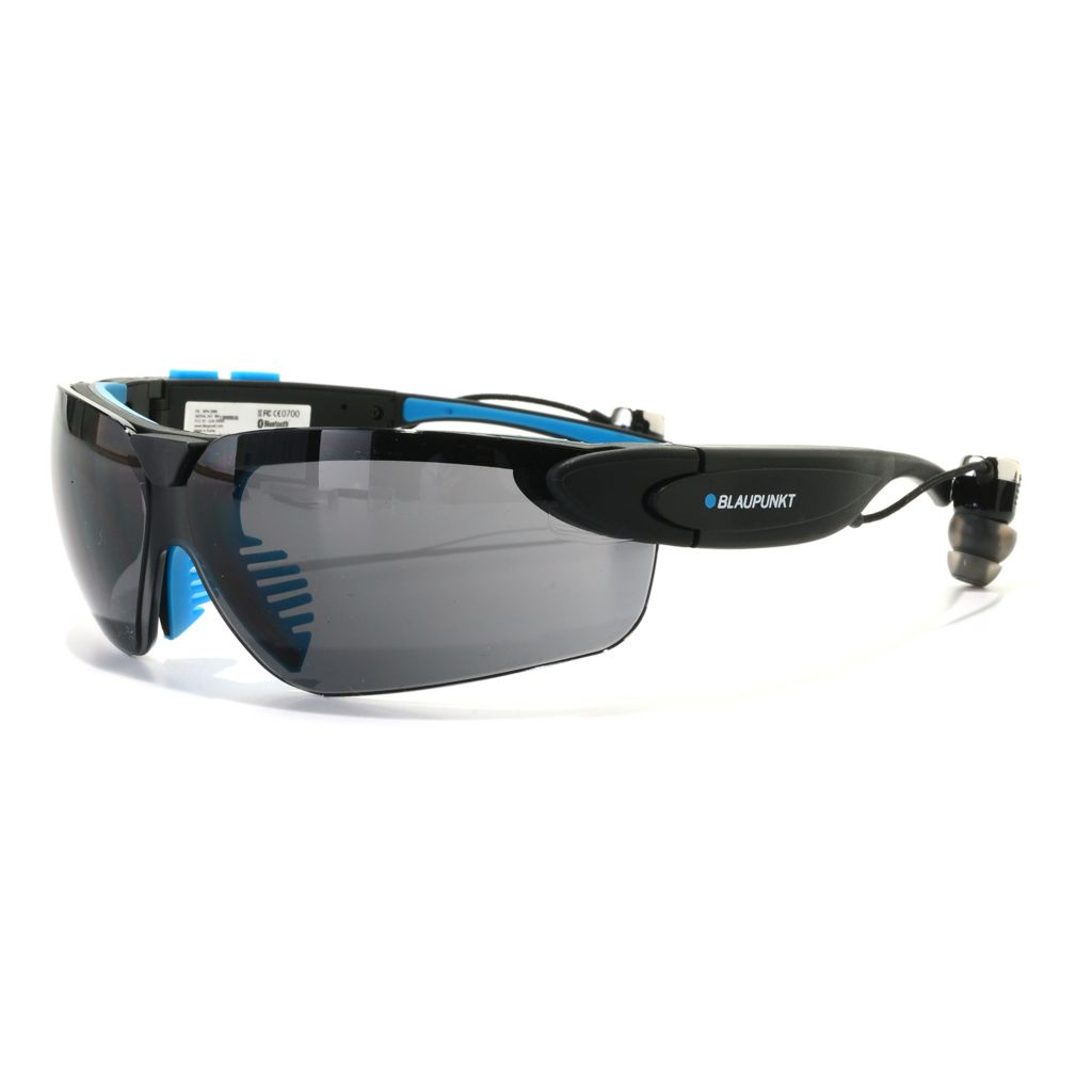 449-272 - Blaupunkt Bluetooth® Stereo Eyewear w/ Three Interchangeable Lenses