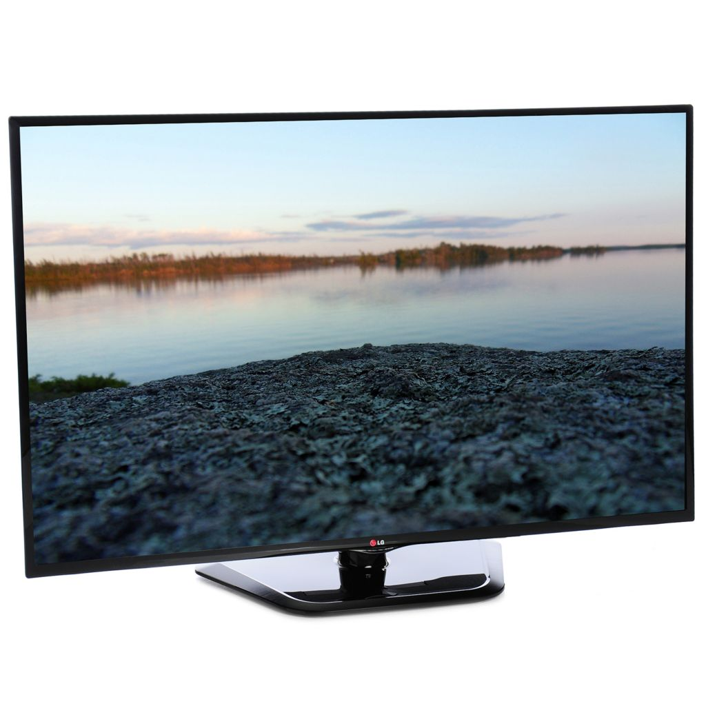 "449-319 - LG 55"" Full HD 1080p TruMotion 120Hz LED Backlit TV w/ Two HDMI Ports"