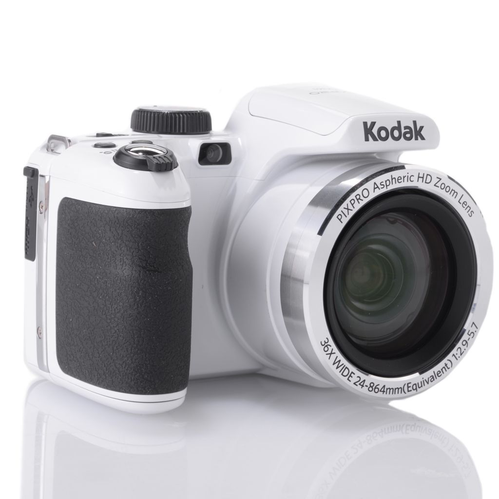449-323 - Kodak PIXPRO 16MP 36x Optical Astro Zoom 24mm Wide Angle Digital Camera