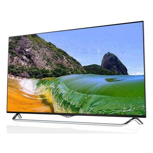"449-382 - LG 49"" Class 4K Ultra High Definition 240Hz 3D LED Smart HDTV w/ Integrated Wi-Fi & WebOS"
