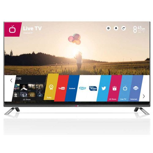 "449-388 - LG 55"" Class 1080p 120Hz 3D LED Smart HDTV w/ Integrated Wi-Fi"