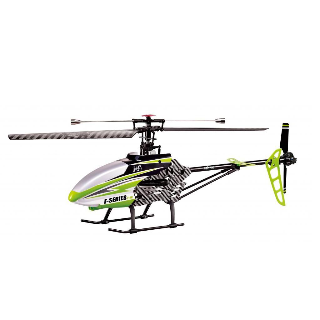 449-410 - Riviera RC Single Rotor Helicopter w/ 2.4 GHz LCD Remote Control