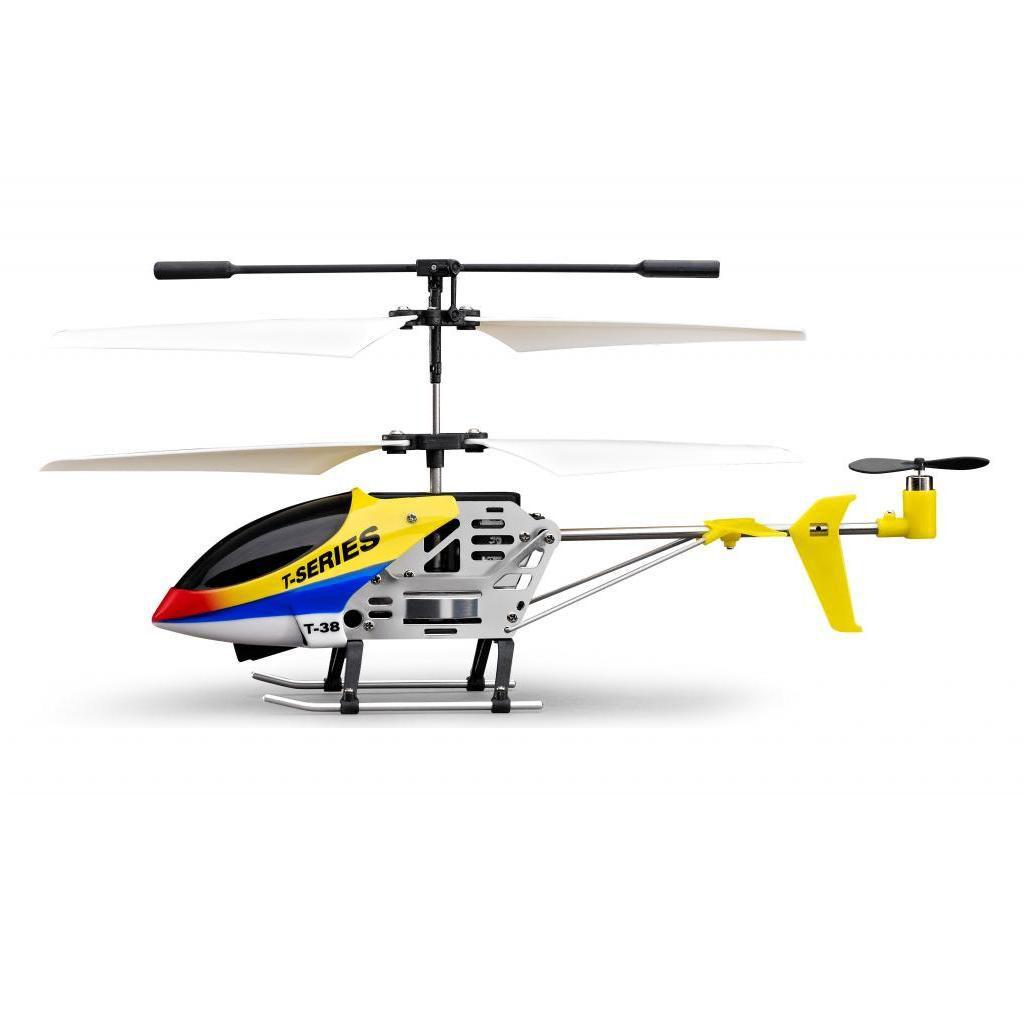 "449-412 - Riviera RC 7"" Mini Thunderbird Helicopter w/ Gyro"