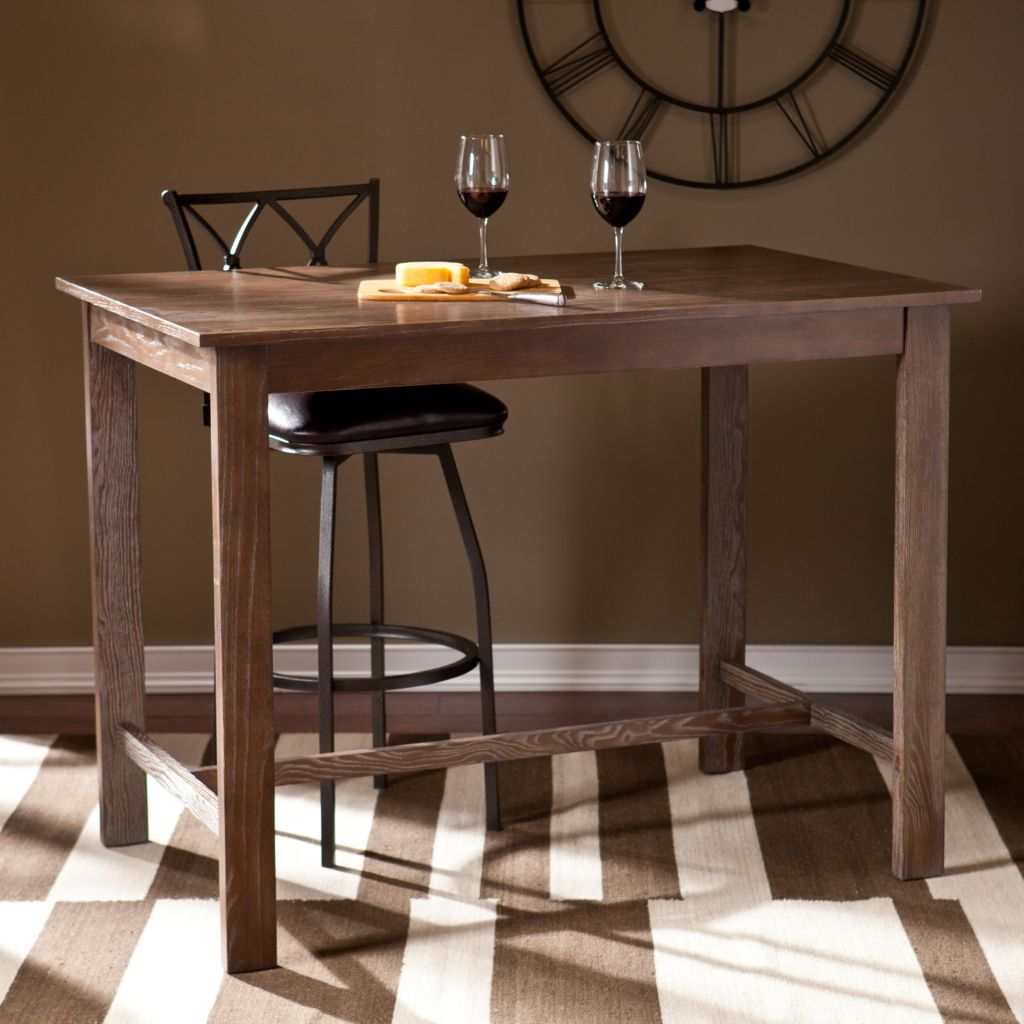 449-425 - NeuBold Home Hebron Wood & Veener Dining Table