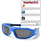 449-494 - Vidvision Polarized Sport Sunglasses w/ Built-in 5MP Video Camera &Software