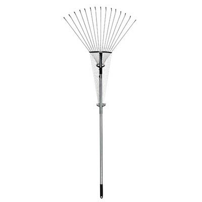 "449-657 - Bond 22"" Adjustable Steel Rake"