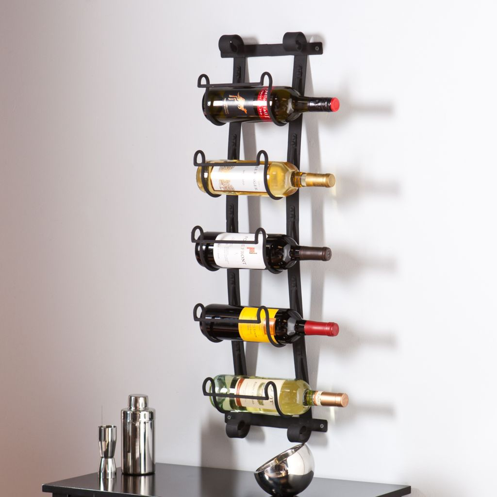 449-669 - NeuBold Home Kylie Wall Mounted Wine Rack