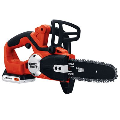 449-692 - Black & Decker 20 Volt Max Lithium Battery Chainsaw