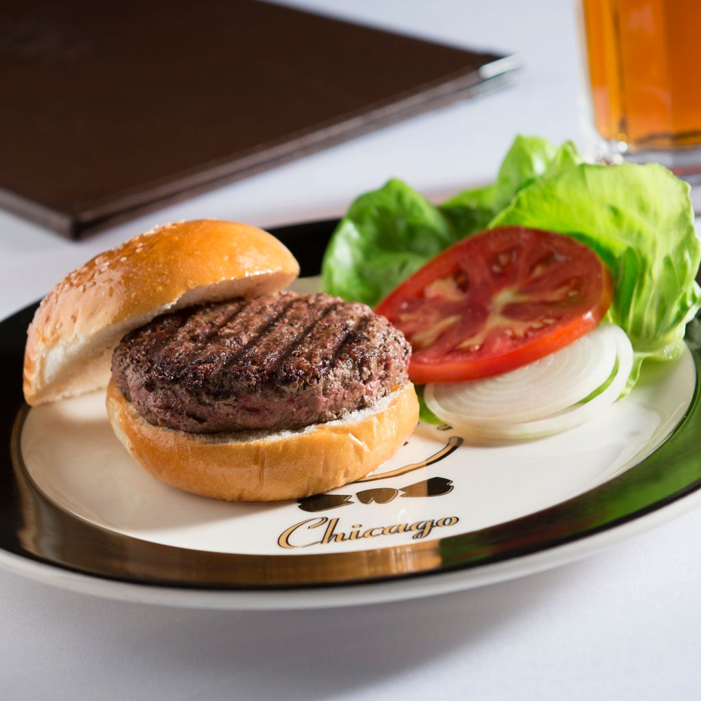 449-838 - Ditka's Set of 12 Black Angus 8 oz Steakburger Patties