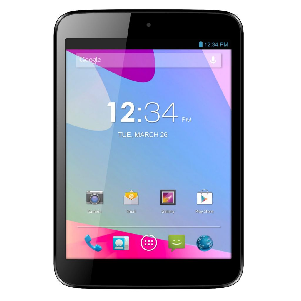 "449-919 - BLU 8"" Life View Tab 8GB Android™ 4.2 Quad-Core 4G Tablet"