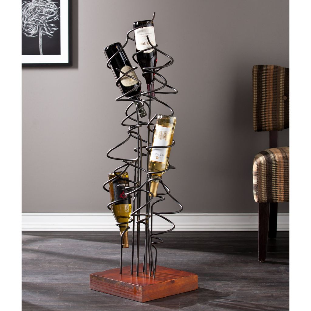 449-966 - NeuBold Home Melville Art Sculpture Wine Rack
