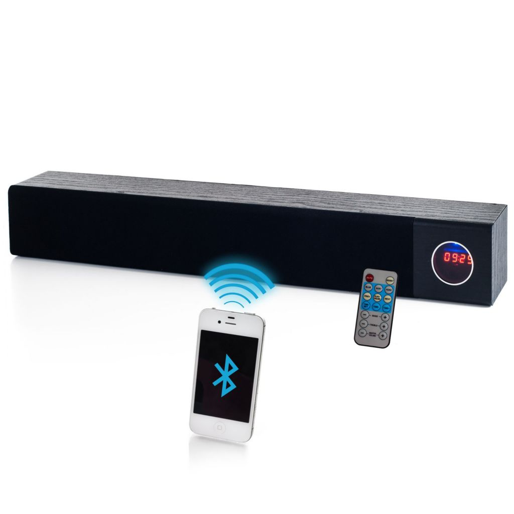 449-986 - Northwest 2.1-Channel Bluetooth® Soundbar w/ Wireless Remote